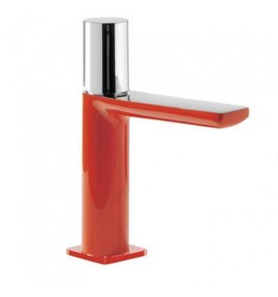 20010302ROD-loft-colors-tres-grifo-monomando-lavabo-rojo-cromo