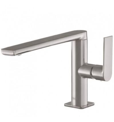 20020501ACD-loft-colors-tres-grifo-monomando-lavabo-cano-largo-acero