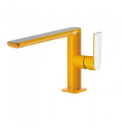 20020501AMD-loft-colors-tres-grifo-monomando-lavabo-cano-largo-ambar-cromo
