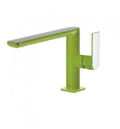 20020501VED-loft-colors-tres-grifo-monomando-lavabo-cano-largo-verde-cromo