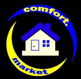 Логотип компании Comfort Market