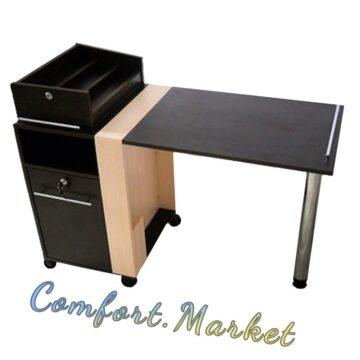 Стол для мастера маникюра на дому и салона Эксперт - мебель на заказ