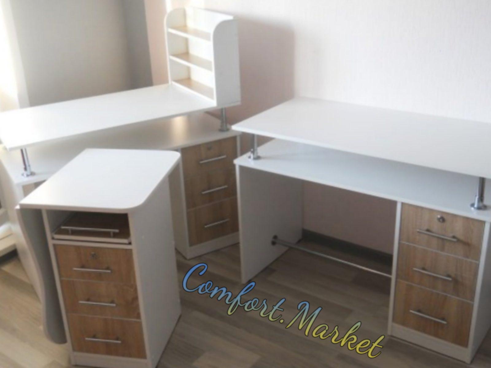 Выбрать и купить маникюрный стол в Украине - мебель для мастеров и салонов Comfort Market