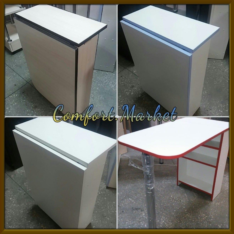 Складывающиеся маникюрные столы - разные цвета на выбор от Comfort Market