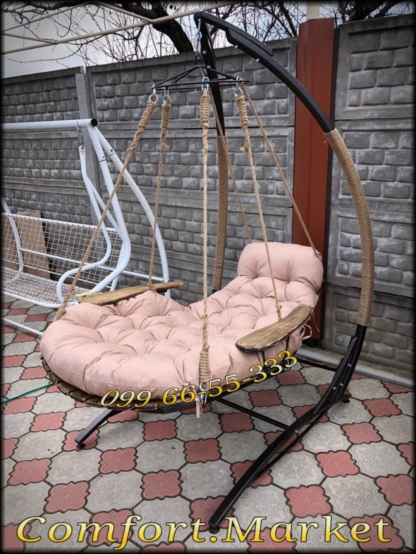 Подвесное кресло лежак Ego - мебель для дома и улицы от производителя в Украине